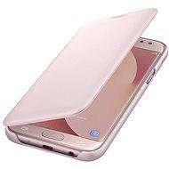 Samsung EF-WJ530C ružové - Puzdro na mobil