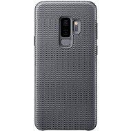 Samsung Galaxy S9+ Hyperknit Cover sivý - Kryt na mobil