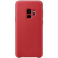 Samsung Galaxy S9+ Hyperknit Cover červený - Kryt na mobil