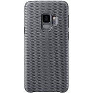 Samsung Galaxy S9 Hyperknit Cover sivý - Kryt na mobil