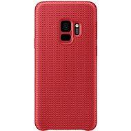 Samsung Galaxy S9 Hyperknit Cover červený - Kryt na mobil