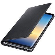 Samsung EF-NN950P LED View pre Galaxy Note8 čierne - Puzdro na mobil