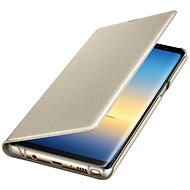 Samsung EF-NN950P LED View na Galaxy Note 8, zlaté - Puzdro na mobil