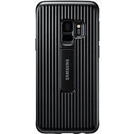 Samsung Galaxy S9 Protective Standing Cover čierny - Ochranný kryt