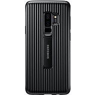 Samsung Galaxy S9+ Protective Standing Cover čierny - Kryt na mobil