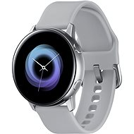 Samsung Galaxy Watch Active Silver - Smart hodinky