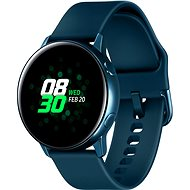Samsung Galaxy Watch Active Green - Smart hodinky