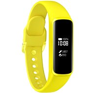 Samsung Galaxy Fit e Yellow - Fitness náramok