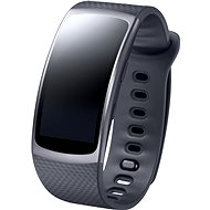 Samsung Gear Fit2 čierne - Smart hodinky