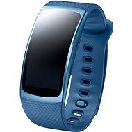 Samsung Gear Fit2 modré - Smart hodinky