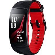 Samsung Gear Fit2 Pro Black Red - Fitness náramok
