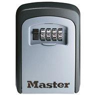 MasterLock 5401EURD Bezpečnostná schránka na uloženie kľúčov a prístupových kariet - Schránka na kľúče