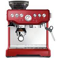 SAGE BES870 Espresso červený - Pákový kávovar