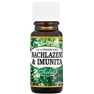 Esenciálny olej Saloos Nachladnutie & Imunita 10 ml - Esenciální olej