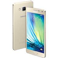 Samsung Galaxy A3 (SM-A300F) Champagne Gold - Mobilný telefón