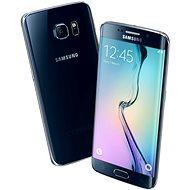 Samsung Galaxy S6 edge (SM-G925F) 32 GB Black Sapphire - Mobilný telefón