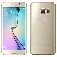 Samsung Galaxy S6 edge (SM-G925F) 32GB Gold Platinum - Mobilný telefón