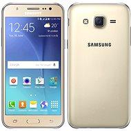 Samsung Galaxy J5 (SM-J500F) zlatý - Mobilný telefón