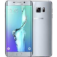 Samsung Galaxy S6 edge+ (SM-G928F) 32 GB Silver Titan - Mobilný telefón