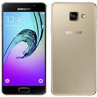 Samsung Galaxy A3 (2016) SM-A310F zlatý - Mobilný telefón