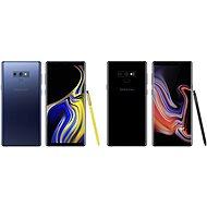 Samsung Galaxy Note9 Duos 512GB čierny - Mobilný telefón