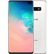 Samsung Galaxy S10+ Dual SIM 128 GB Ceramic biely - Mobilný telefón