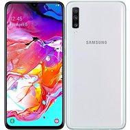 Samsung Galaxy A70 Dual SIM biela - Mobilný telefón