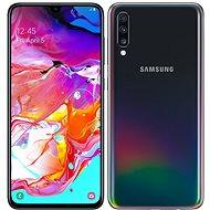 Samsung Galaxy A70 Dual SIM black - Mobile Phone