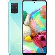 Samsung Galaxy A71 modrý - Mobilný telefón