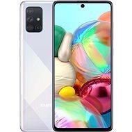 Samsung Galaxy A71 strieborný - Mobilný telefón