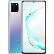 Samsung Galaxy Note10 Lite gradientný strieborný - Mobilný telefón