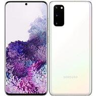Samsung Galaxy S20 biela - Mobilný telefón