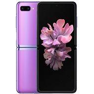 Samsung Galaxy Z Flip fialová - Mobilný telefón