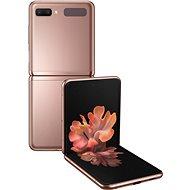 Samsung Galaxy Z Flip 5G bronzový - Mobilný telefón