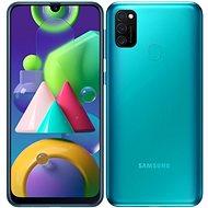 Samsung Galaxy M21 zelená - Mobilný telefón