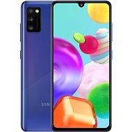 Samsung Galaxy A41 modrý - Mobilný telefón