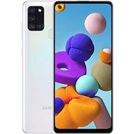 Samsung Galaxy A21s 64 GB biela