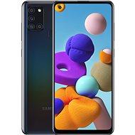 Samsung Galaxy A21s 64 GB čierna - Mobilný telefón
