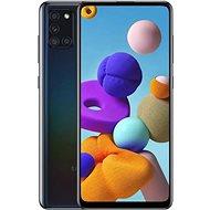 Samsung Galaxy A21s 128 GB čierny - Mobilný telefón
