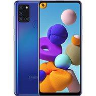 Samsung Galaxy A21s 128GB modrý - Mobilný telefón