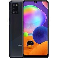 Samsung Galaxy A31 čierna - Mobilný telefón