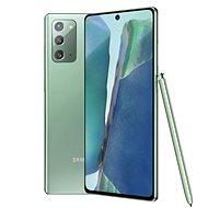 Samsung Galaxy Note 20 zelená - Mobilný telefón