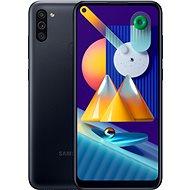 Samsung Galaxy M11 čierny - Mobilný telefón