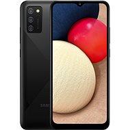 Samsung Galaxy A02s čierna