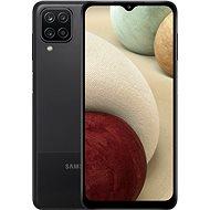 Samsung Galaxy A12 128 GB čierna - Mobilný telefón