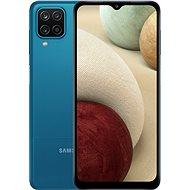 Samsung Galaxy A12 128 GB modrá - Mobilný telefón