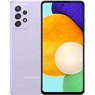 Samsung Galaxy A52 5G fialový