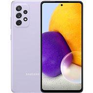 Samsung Galaxy A72 fialový - Mobilný telefón