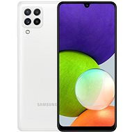 Samsung Galaxy A22 128 GB biely - Mobilný telefón