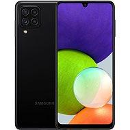 Samsung Galaxy A22 128 GB čierny - Mobilný telefón